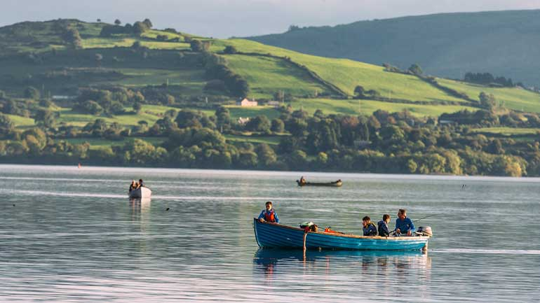 The Lough Derg Blueway