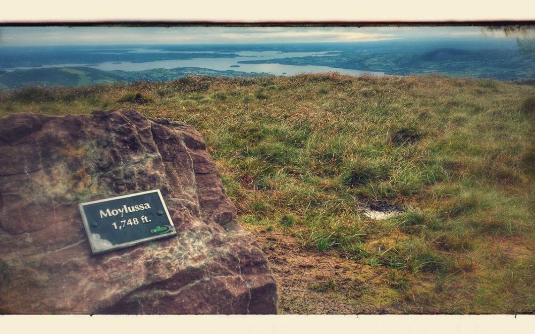 Moylussa – Highest Peak in Co Clare.
