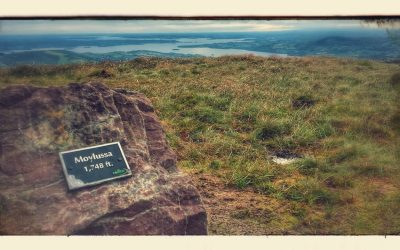 Moylussa – Highest Peak in Co Clare.