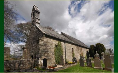 St Cronan's 10thC Church Tuamgraney Co Clare – Open Daily for Visitors.