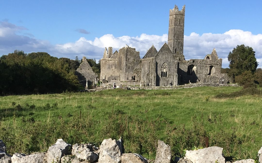 Quin Franciscan Abbey, Quin, Co Clare