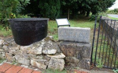 An Casaoireach / Famine Memorial Park, Tuamgraney, Co Clare