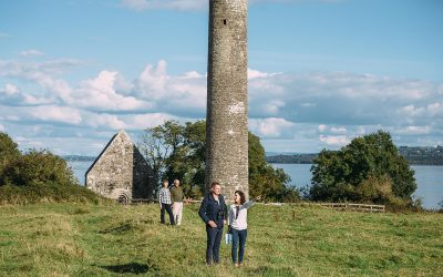 Holy Island/Inis Cealtra – A Step Back In Time