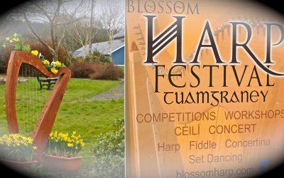 5th Blossom Harp Festival Tuamgraney 3rd – 5th April 2020